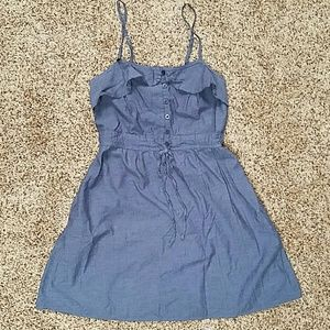 Blue Sundress with Pockets!